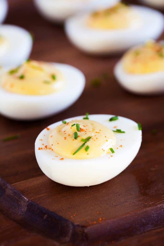 Mouth-watering Deviled Eggs