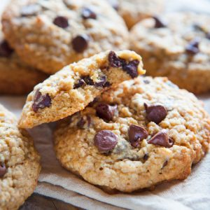 Grandma's Oatmeal Chocolate Chip Cookies