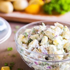 Classic Country Potato Salad