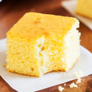 Country Home Style Cornbread