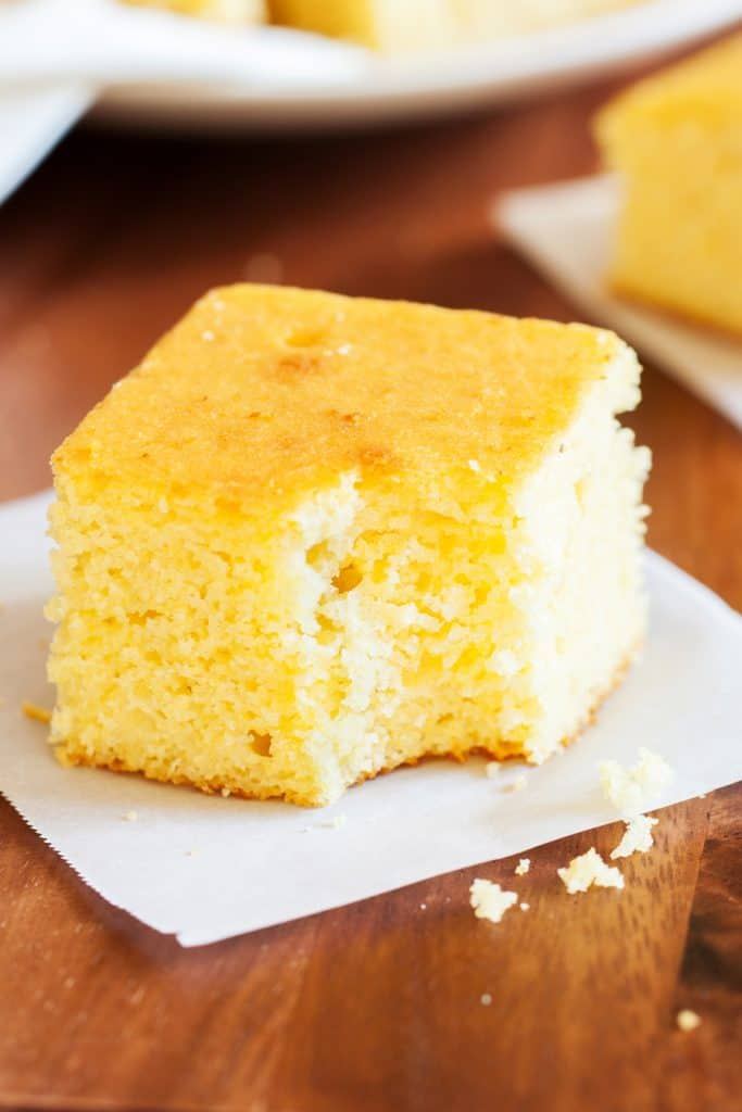 Country Style Cornbread