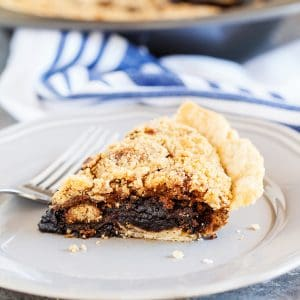 Grandma's Shoofly Pie