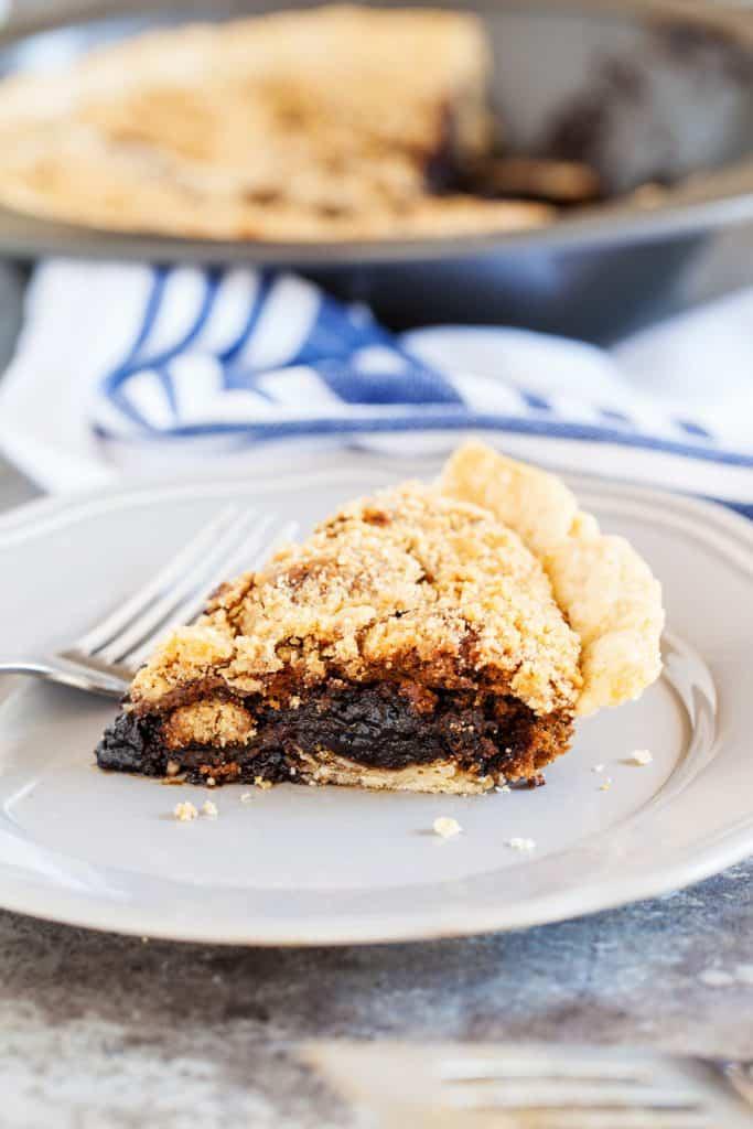 Grandma's Shoofly Pie