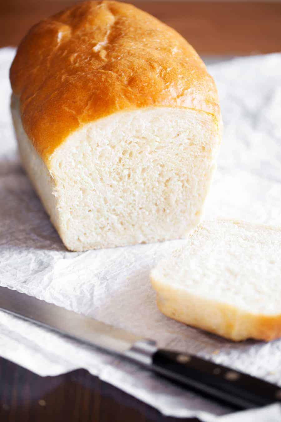 Amish White Bread I Am Homesteader