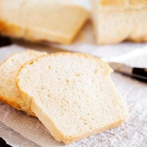 The BEST white bread recipe!