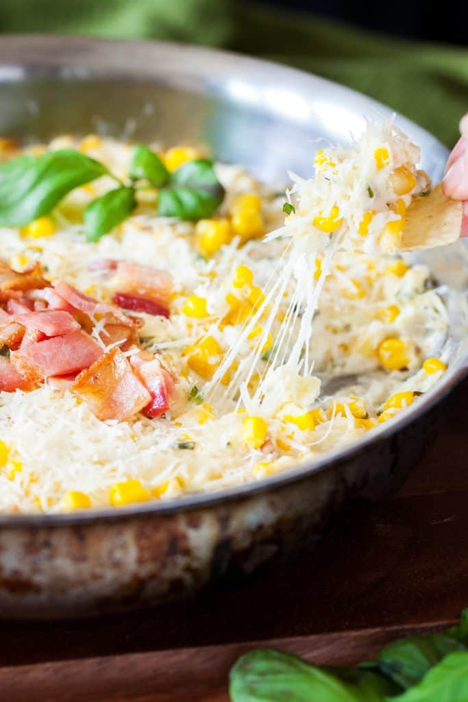 Hot Jalapeno Corn Dip
