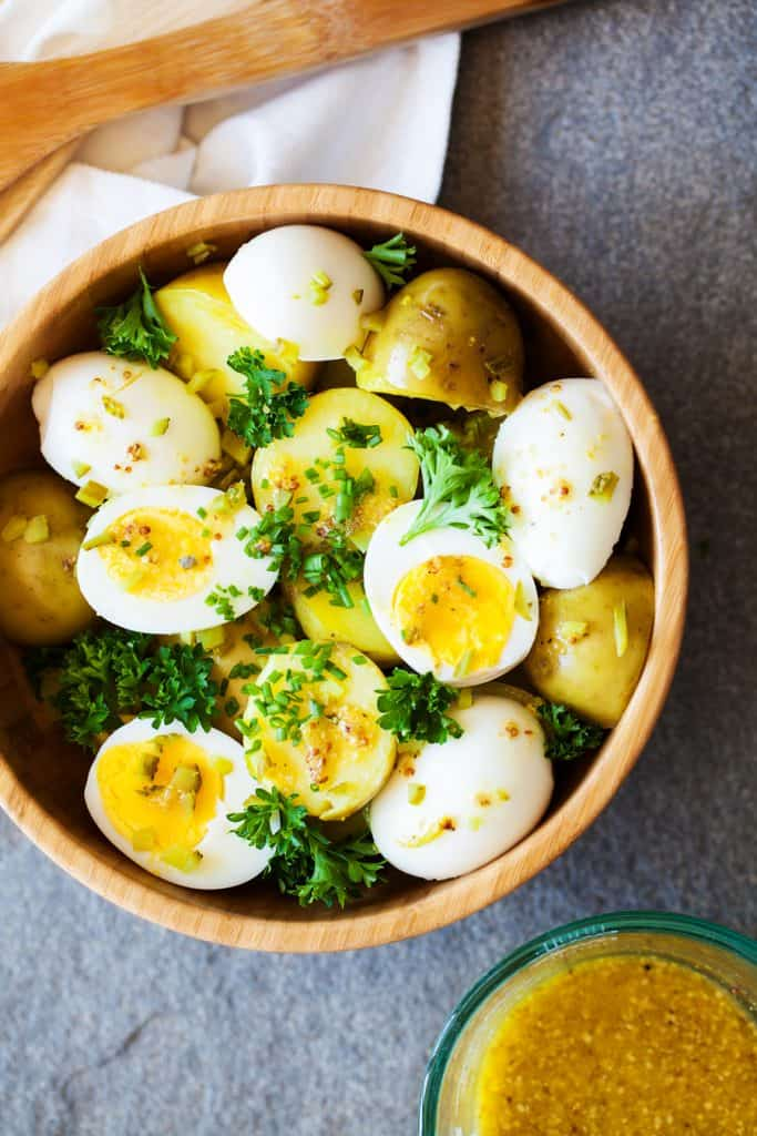 Hipster Potato Salad