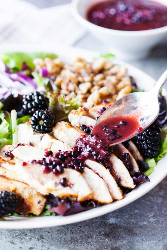 blackberry dressing