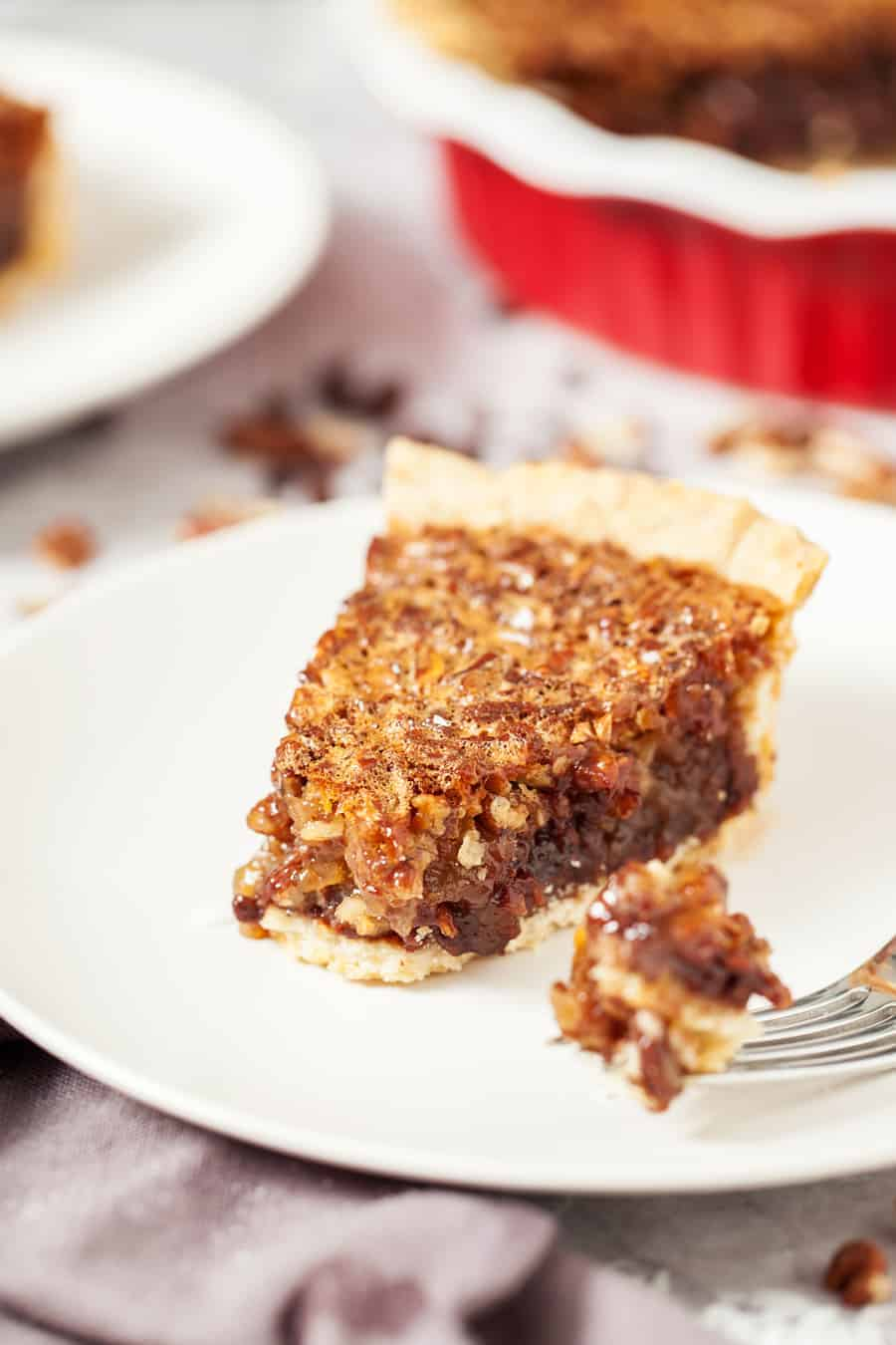 German Chocolate Pie - I Am Homesteader