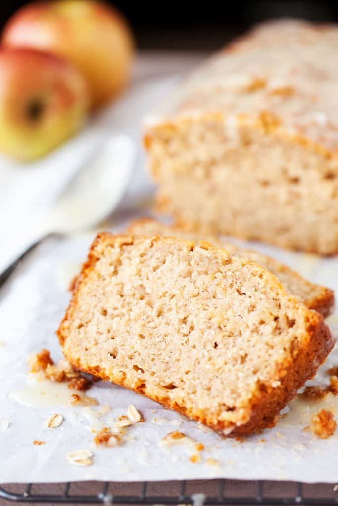 cut a slice for breakfast or dessert