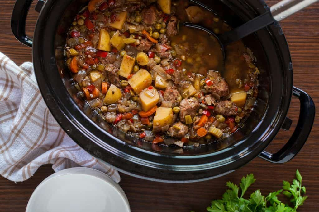 Beef Stew Crock Pot Recipe