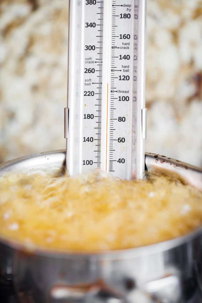 Candy Thermometer for Homemade Marshmallows