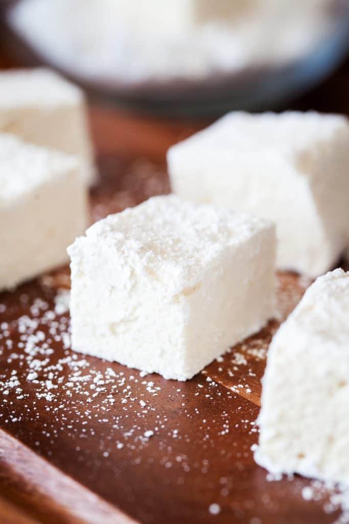 Fresh Cut Marshmallows