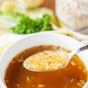 Homemade Onion Soup Mix