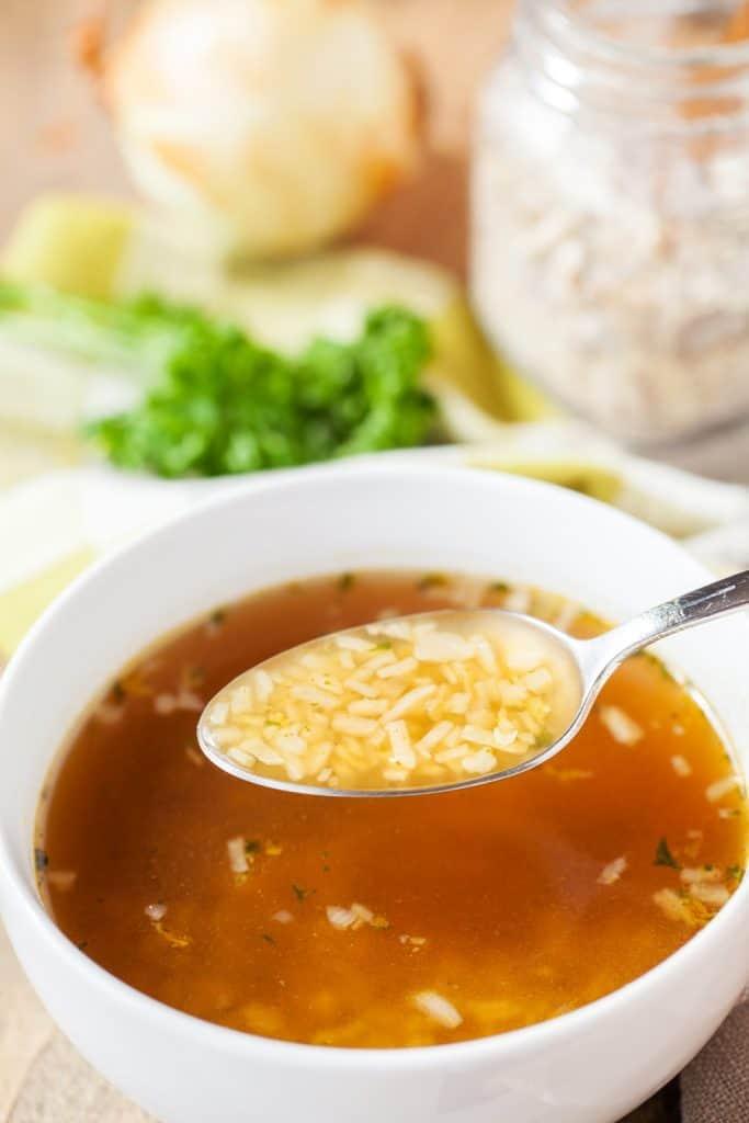 Onion Soup!