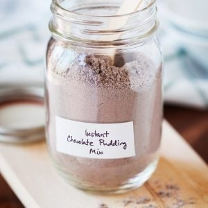 From-Scratch Chocolate Pudding!