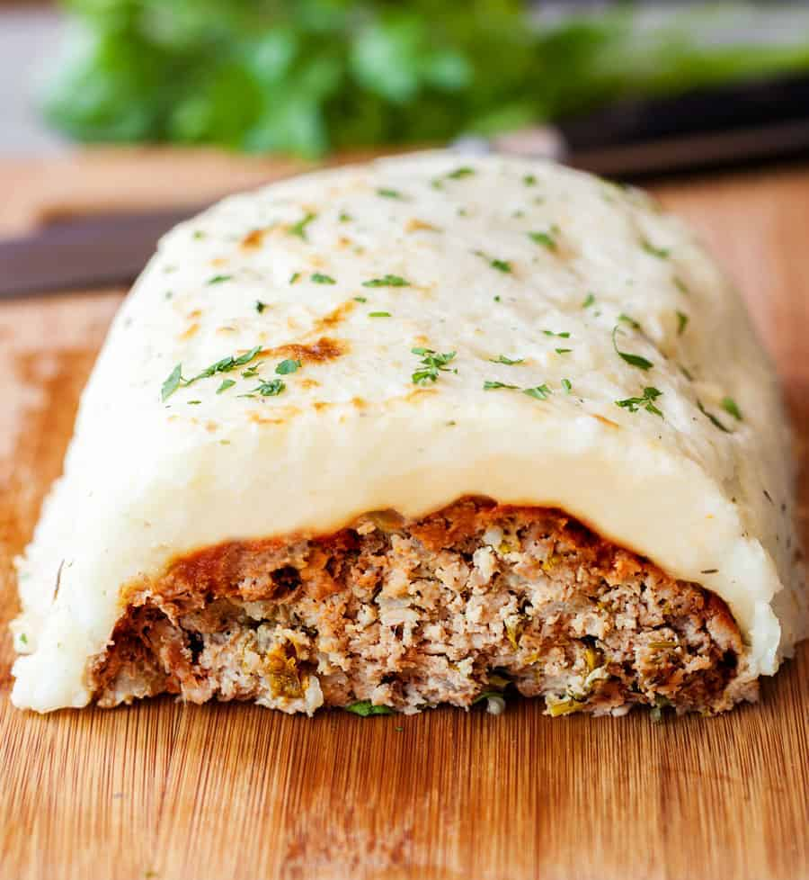 Frosted meatloaf iamhomesteader once you try this meatloaf recipe you will never want to eat it the old boring forumfinder Gallery