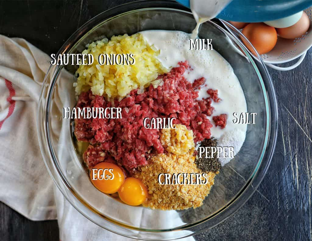Easy and Delicious Meatloaf