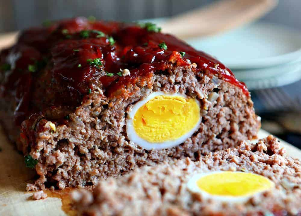 Meatloaf Recipe with Secret Ingredient