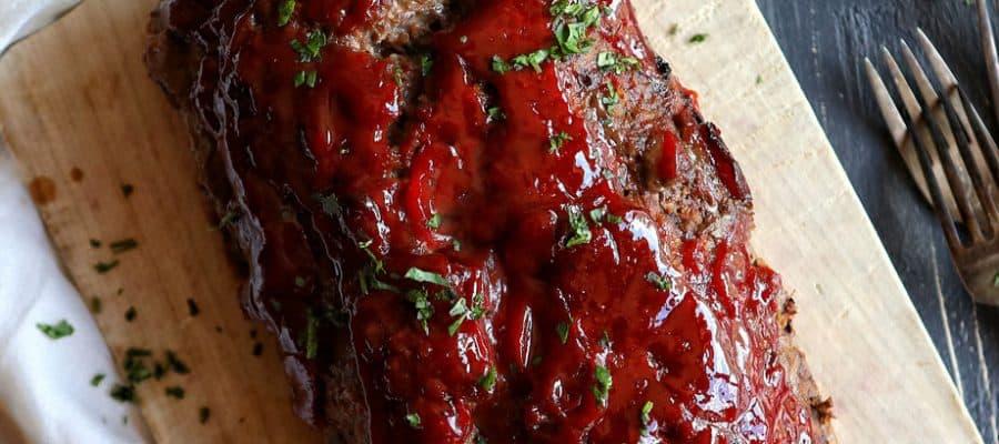 Magic Meatloaf Recipe