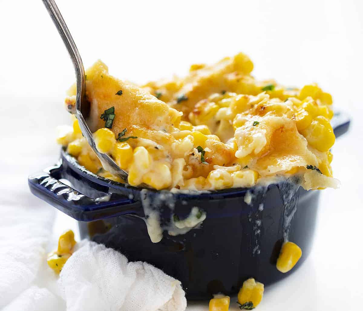 The Best Creamed Corn Recipe
