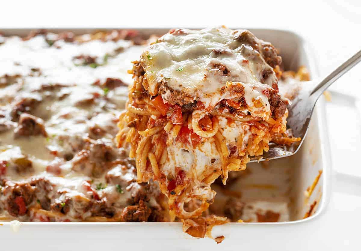 Millionaire Spaghetti Recipe