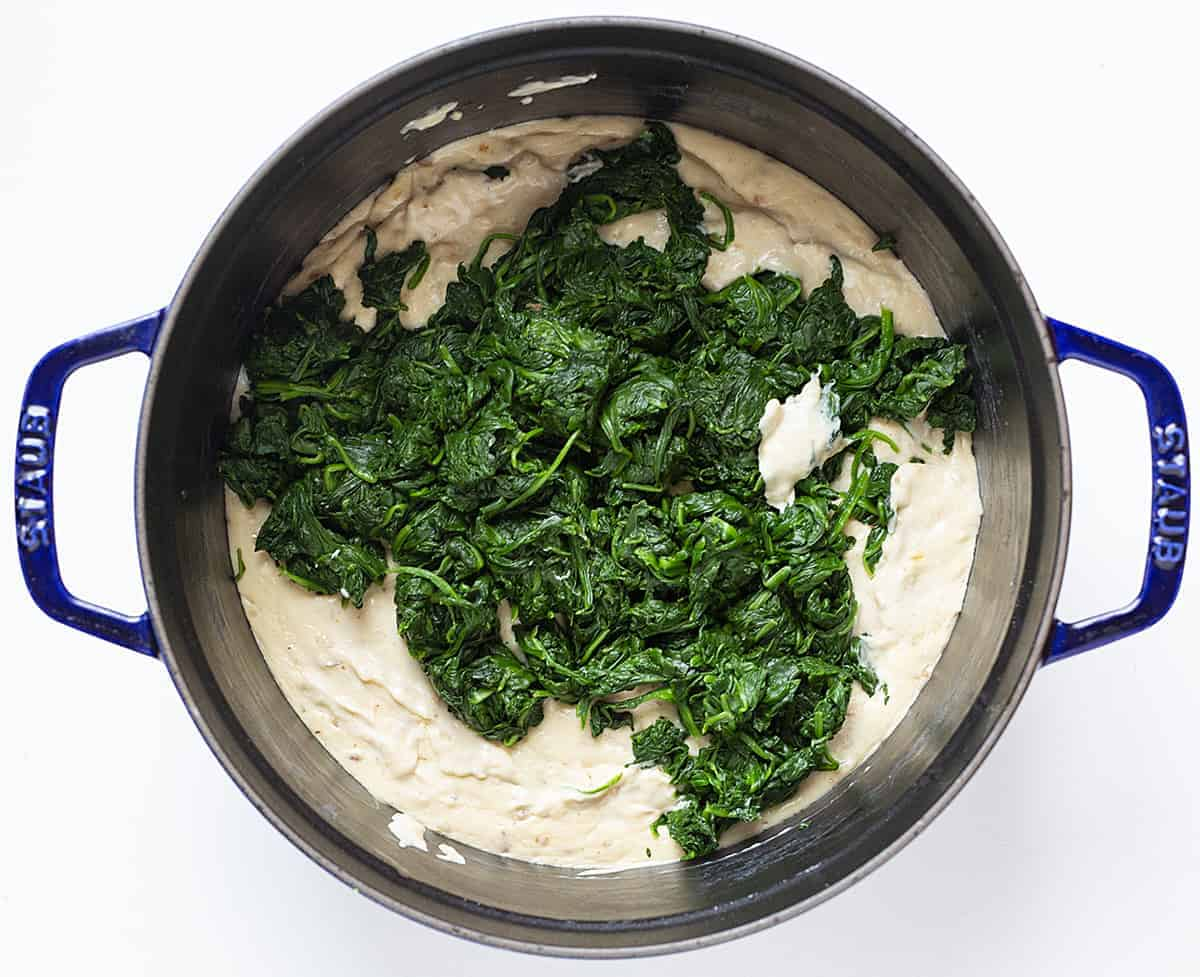 How to Make Creamed Spinach Recipe