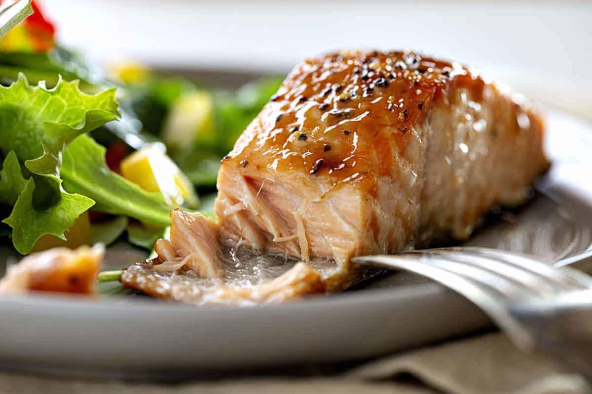 Wild Salmon Recipe