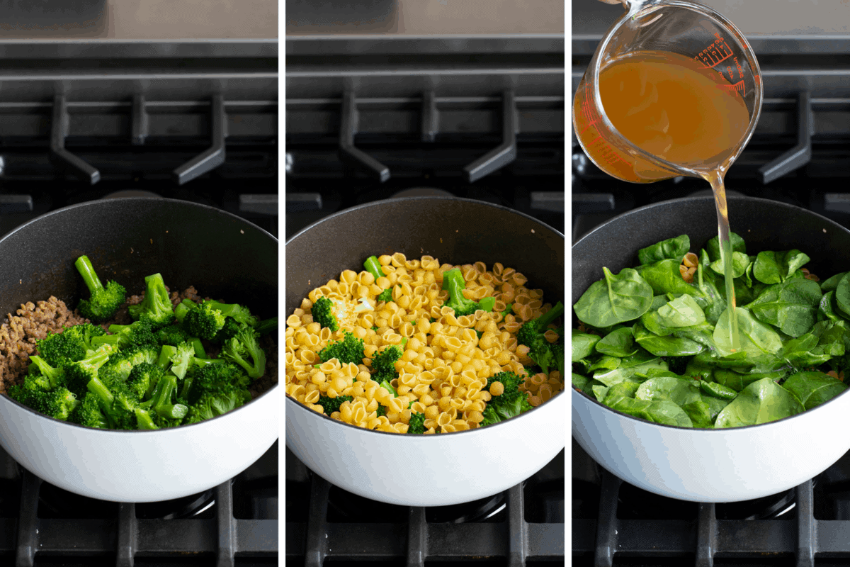 How to Make Broccoli and Sausage Pasta