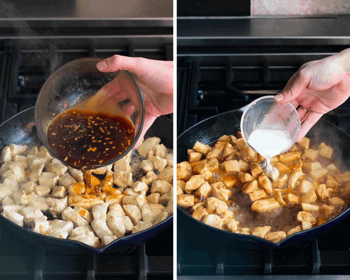 How to Make Bourbon Chicken