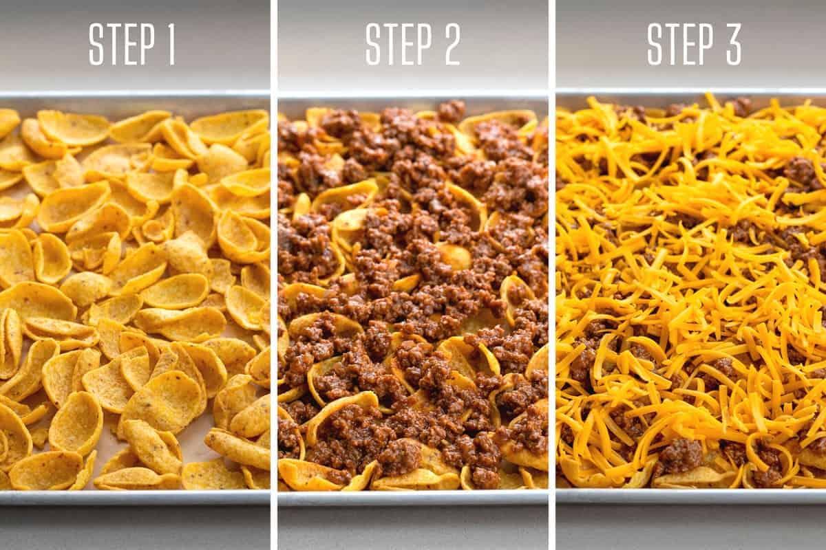 How to Make Sloppy Joe Nachos